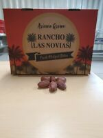 11LB FRESH ARIZONA FANCY PREMIUM ORGANIC MEDJOOL DATES.