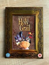 MONTY PYTHON AND THE HOLY GRAIL EXTRAORDINARY DELUXE EDITION - B8TR
