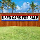 USED CARS FOR SALE Advertising Vinyl Banner Flag Sign LARGE HUGE XXL SPANISH