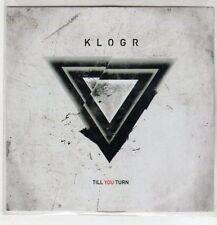 (EP745) Klogr, Till You Turn - DJ CD