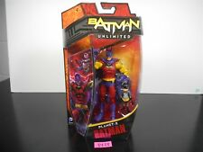 "MINT & SEALED!!! DC COMICS BATMAN UNLIMITED PLANET-X BATMAN 6"" FIGURE 34-28"