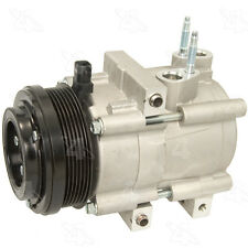 Factory Air 68185 New Compressor And Clutch