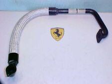 Ferrari F50 Engine Oil Pump Sump Tank Pipe Line Flange Hose_162827_NEW_OEM