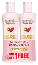 VLCC Active Fruits Damage Repair Body Lotion | BUY ONE GET ONE FREE | 100ML Each