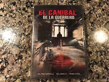 El Canibal De La Guerrero New Sealed DVD! El Topo Macario Cronos Babel