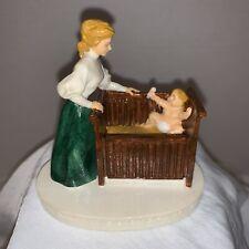New ListingCollectible Sebastian Miniatures Gibson Girl At Home In Orginal Box
