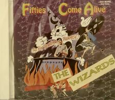 FIFTIES COME ALIVE 'THE WIZARDS (Joel Katz)' - 15 Tracks