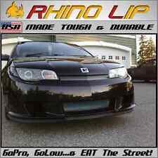 Saturn Aura Astra ION LS LW SC SL Front Bumper Rubber Chin Lip Spoiler Splitter
