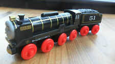 Thomas Tank Engine & Friends Wooden Train -  HIRO - LEARNING CURVE