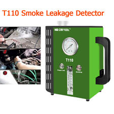 MR CARTOOL T110 Vehicle EVAP System Smoke Leakage Detector Diagnostic Machine