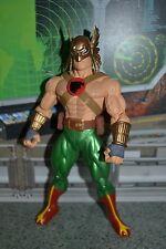 """DC DIRECT  HAWKMAN  Justice League PUBLIC ENEMIES action figure 6""""  loose"""
