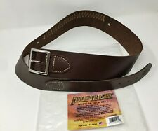 Hunter® #162 WESTERN DROP BELT w/ Conchos .22 Cartridge, Leather 162-1,  X-LARGE