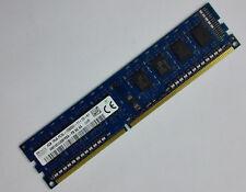 SKhynix 4GB 1Rx8 PC3L-12800U DDR3 1600 Desktop RAM/HMT451U6BFR8A-PB/8 chip/1.35v