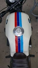 TAPPO FUEL CAP BMW  K75 K100 cafe racer CON CHIAVE !!! SILVER