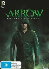 ARROW Complete The complete Season Series 1, 2 & 3 DVD Box Set R4 New Sealed