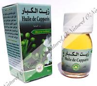 Huile de Câpres (Macérât) 100% Naturelle 30ml Caper Oil, Aceite de Alcaparras