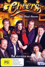 Cheers Season 11 Movie DVD R4 Kelsey Grammer