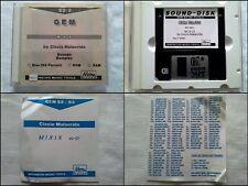 "GEM S2 / S3 SOUND DISK ""MIXMIX"" by METRA SOUND - SOUNDS + SAMPLES"