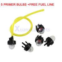 5 Primer Bulb Pump Bubble For Husqvarna 455 Rancher 460 445 450 435 chainsaw