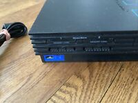 Sony PlayStation 2 Console - Black (SCPH-30001) Tested & Working