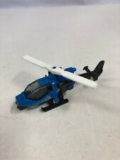 Matchbox Mission Helicopter Die Cast Model Plane N3