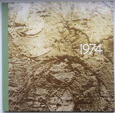 LP Vinyl - Promo -Philips Jahres-Chronik- DAS WAR 1974 - Fußball WM,  Watergate