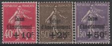 "FRANCE STAMP TIMBRE N° 266/68 "" SEMEUSE 4ème SERIE C.A.1930 "" NEUF xx TTB M739"
