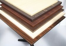 Table Tops Restaurant Cafe Bar Club High Pressure Laminate Square and Rectangle
