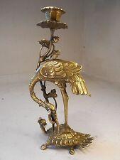 Candlesticks/Candelabra Original Antique Decorative Arts