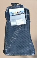 Mercedes-Benz W203 C Class Genuine All Season Rubber Floor Mat Set, Mats NEW