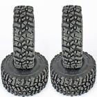 "Pitbull Rock Beast XL 1.9"" Alien Tire Set w/ Foam Inserts (4) Rock Crawler SCX10"