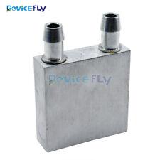 40x40x12mm Aluminum Water Cooling Cooler Heatsink Block For CPU LED TEC1-12706