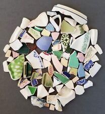 Tumbled China Mix Mosaic Tiles