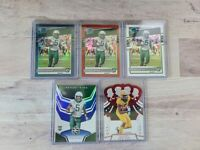 2020 CHRONICLES DENZEL MIMS ROOKIE LOT of 5 Donruss Optic Rated Red Blue Prizm