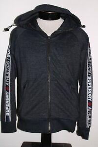 SUPERDRY Japan Mens medium M hoodie/hooded Sweatshirt