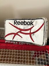 Reebok Revoke PZ Pro Zone Lefevre Pro Stock Goalie Blocker
