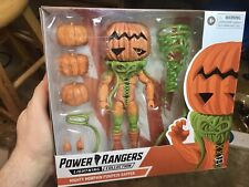Power Rangers Lightning Collection Pumpkin Rapper CUSTOM PAINT DETAILING