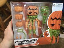 Power Rangers Lightning Collection Pumpkin Rapper CUSTOM PAINT DETAILING
