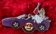 Hard Rock Cafe Pin Atlantic city BEAUTY QUEEN CAR Guitar dress bride groom girl