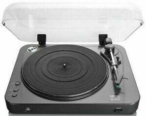 Lenco LBT-120 Turntable With Direct Encoding And Bt-Transfer USB Plates
