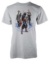 Assassins Creed Character Gaming adult t-shirt