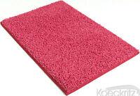 Couture Pink Indoor 37 oz Custom Cut Kids Frieze Area Rug Carpet