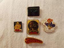 Superhero Lapel pins & Hat Pin Tie Tacs # 1