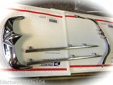 Harley FL FLH Panhead Shovelhead Front Fender Tip Kit 59-66 Electra Duo-Glide