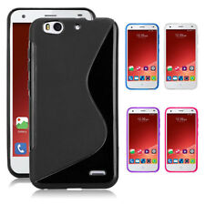 Unbranded/Generic Silicone/Gel/Rubber Mobile Phone Cases, Covers & Skins for ZTE