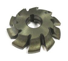 Viertelkreis -  Formfräser konkav Ø100L x22x27 R12,5 HSS leicht gebraucht H14099