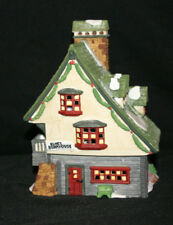 Elf Bunkhouse Heritage Village Dept. 56 North Pole Series