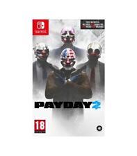Payday 2 Nintendo switch PAL