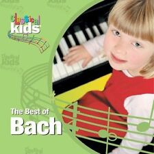 The Best of Bach Classical Kids CD