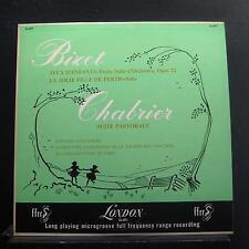 Lindenberg -  Bizet Jeux D'Enfants / Chabrier Suite Pastorale LP VG+ LL 871